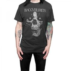 Buy Online Black Veil Brides - Hallows End T-Shirt