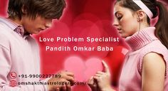 Omshakthi astrologers, Pandith Omkar Baba is famous #Love #problem specialist #astrologer in #Singapore, are the one who helps people to step them out form the love life problems and bless them with #happy and peaceful life.   To know more, visit @ http://omshakthiastrologers.com/blog/singapore/best-vashikaran-specialist.html