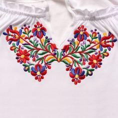 slovenský folklór s.r.o - Bežný textil - Tričká - Tričká dámske - Tričko dámske Kálnica