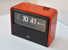Vintage Copal flip clock – We collect similar ones – Only/Once – www.onlyonceshop.com