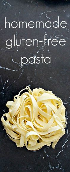Homemade gluten-free pasta via heartbeet kitchen. Would be great for a winter dinner party to cater to a lot of different guests' and their dietary restrictions.