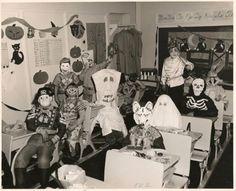 Halloween Day in school