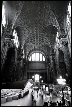 Old Pennsylvania Station, New York City