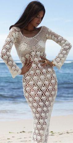 ¡Usted puede comprar un vestido de crochet de beatuful! ¡Voy a hacer especialmente para ti! Suave vestido hermoso color y patrón. Que puedo hacer este vestido en todos los tamaños y colores. Cuando usted compra, enviarme información sobre su tamaño o medida (en cm). La foto es sólo ejemplo -