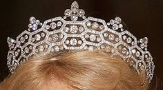 From Her Majesty's Jewel Vault: The Greville Tiara