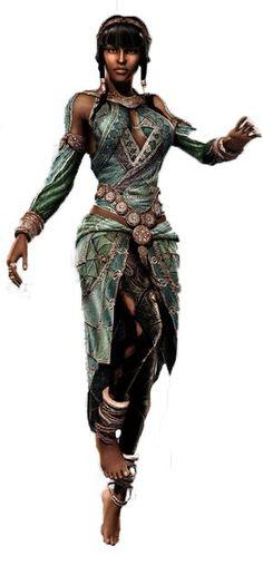 Razia - Prince of Persia: The Forgotten Sands