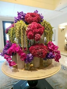 hotel lobby flowers - Google Search                              …