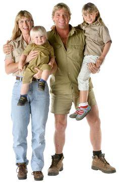 Australia Zoo - saw Steve Irwin in action