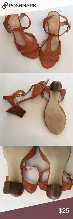 Franco Sarto Women's Shoes Wore once , good condition, nice heel, comfortable , good color , good condition Franco Sarto Shoes Heels