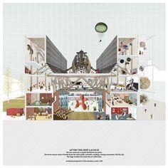 Gosplan, R.Parodi, V.Scelsi, F.Librizzi, M.Cunico,_Guggenheim Helsinki Design Competition