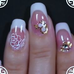 TOP 8 New Nail Art Design ❤️💅 Compilation TOP 8 New Nail Art Design ❤️💅 Compilation - Nails Art Ideas Compilation Source by MillionIdeasboard. New Nail Art Design, Nail Design Video, Nail Designs, Nail Art Designs Videos, Diy Nails, Cute Nails, Pretty Nails, Nails Factory, Nail Art Videos
