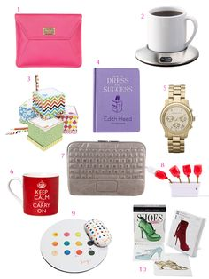 Office gift ideas and plenty more.