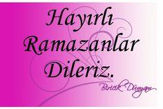 Biricik Dünyam Ailesi olarak Ramazan ayının verdiği bereketin sofralarınıza tat ve huzur getirmesini dileriz... Hayırlı Ramazanlar... http://www.biricikdunyam.com/hayirli-ramazanlar/