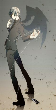 zerochan/Vocaloid/KAITO/#323158 ohhhh i like this picture xD