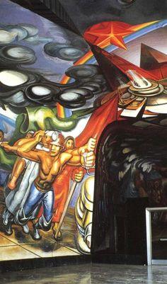 1000 images about david alfaro siqueiros on pinterest for El mural de siqueiros