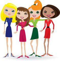 Happy National Girlfriend's Day | Cute Beltz   #blog  #friendship  #nationalgirlfriendsday