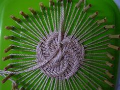 spiral weaving,