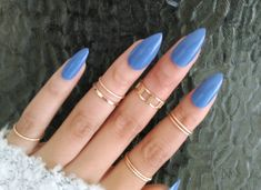 TRENDY WATER MARMOR NAILS 2017