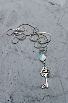 SWAROVSKI crystal necklaces with charms decorated  a by JAVALooks, $18.70 #FASHION #HANDMADE #ETSY