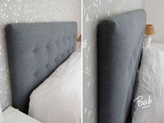 Tete de lit matelassée : le tuto complet