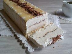 Torta Fredda Viennetta fatta in casa,FACILE e VELOCE - YouTube