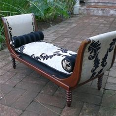 Josephine Sofa Bed in Black - Beds, Blankets & Furniture - Furniture Style Beds Posh Puppy Boutique