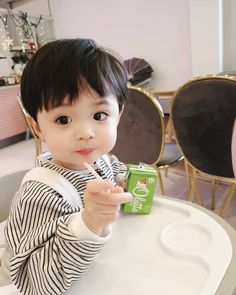 Image may contain: 1 person, Cute Asian Babies, Cute Korean Boys, Korean Babies, Asian Kids, Cute Babies, Cute Baby Boy, Cute Little Baby, Little Babies, Cute Boys