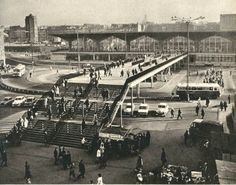 Katowice central station (old pic)