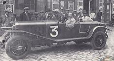 LE MANS 1926 - Peugeot 174S #3 - Louis Wagner - Christian d´Auvergne