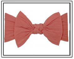 Baby Bling Salmon Knot Headband-baby bling salmon knot headband,baby toddler little girl headbands,pantyhose material headband,Scott