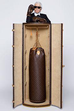 Louis Vuitton comemora 160 anos de logotipo com 6 designers icônicos [Campaign]