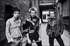 The Clash, London, 1977