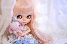 Andie  Artdoll OOAK Custom Blythe Doll by MaPoupeeCherie on Etsy