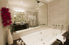 Bathroom details at the Abbaye de la Bussiere hotel in Burgundy, France. #bathroom #interior #bathroomgoals #interiordesign #hotel #france #burgundy #holiday #travel #vacation #holidaygoals #travelgoals #seefrance #travelfrance