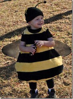 costume abeille