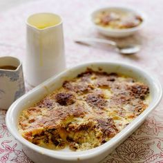kevin dundon recipes | croissant bread butter pudding kevin dundon