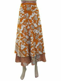 Wrap Around Skirt Rust Brown Vintage Sari Beach Dress Reversible Wrapskirt Mogul Interior,http://www.amazon.com/dp/B00H5KQ6S8/ref=cm_sw_r_pi_dp_qIZOsb1BH9VSE2DR
