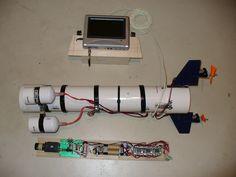 Submersible ROV - Hacked Gadgets – DIY Tech Blog