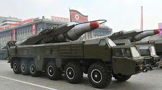 Japan ordnet Abschuss an: Nordkorea bringt offenbar Rakete in Stellung