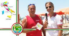 Video, Bollino di Artù applicato in Toscana al Bagno Oceano