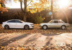 Das Peugeot 504 Coupé hat Stil, Klasse und ist ein recht seltener Klassiker geworden. . Der neue Peugeot 508 ist ein hervorragendes Auto und das wohl schönste mittelklasse Fahrzeug, dass es derzeit käuflich zu erwerben gibt.  Fazit: den Peugeot 508 für den Alltag und den Peugeot 504 für's Wochenende. Peugeot, France, Wheels, Tech, Instagram, Car, Autos, Cars, Scene