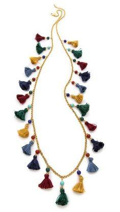DIY : Bijoux avec pompons (2) - Le blog de mes loisirs