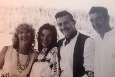 Mum & I, Jason & Dad