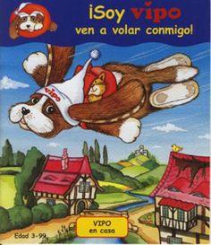 Booklet 1:  iSoy VIPO ven a volar conmigo!