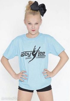 Added by #hahah0ll13 Abby Lee Dance Company Apparel modeled by #JoJoSiwa