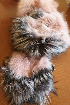 Fox écharpe fourrure véritable de luxe Fox écharpe doux et moelleux DESIGN écharpe fourrure
