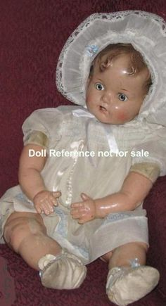 """Ideal Baby Dolls 