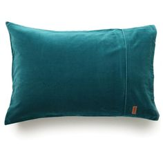 Kip & Co Deep Lake Velvet Pillowcase Set – 2 piece