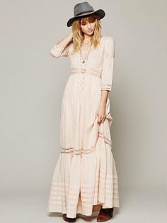 Free People Heart Dress