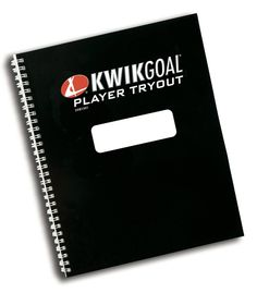 Player Tryout Notebook